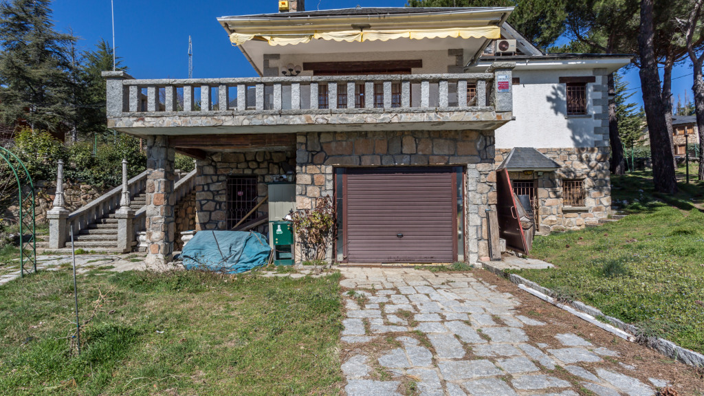 Villa house in Navacerrada for sale - Gilmar