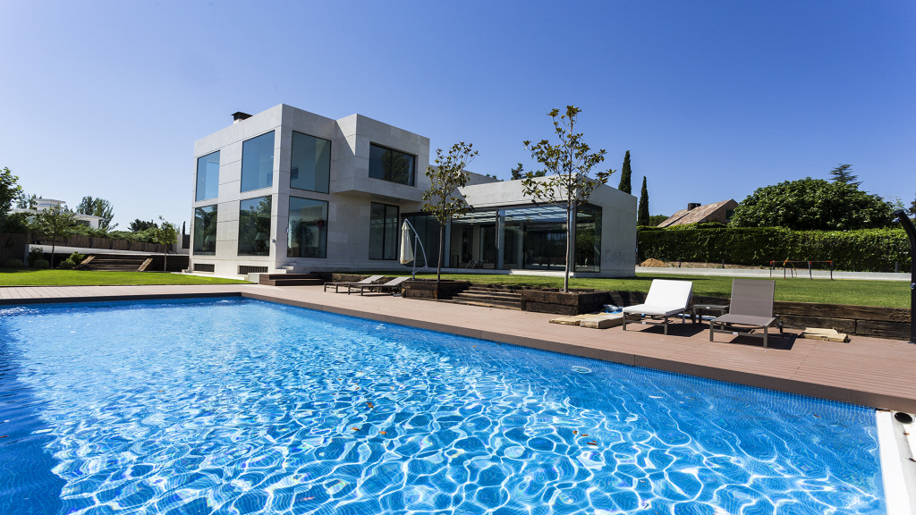 Villa house in La Moraleja for rent - Gilmar