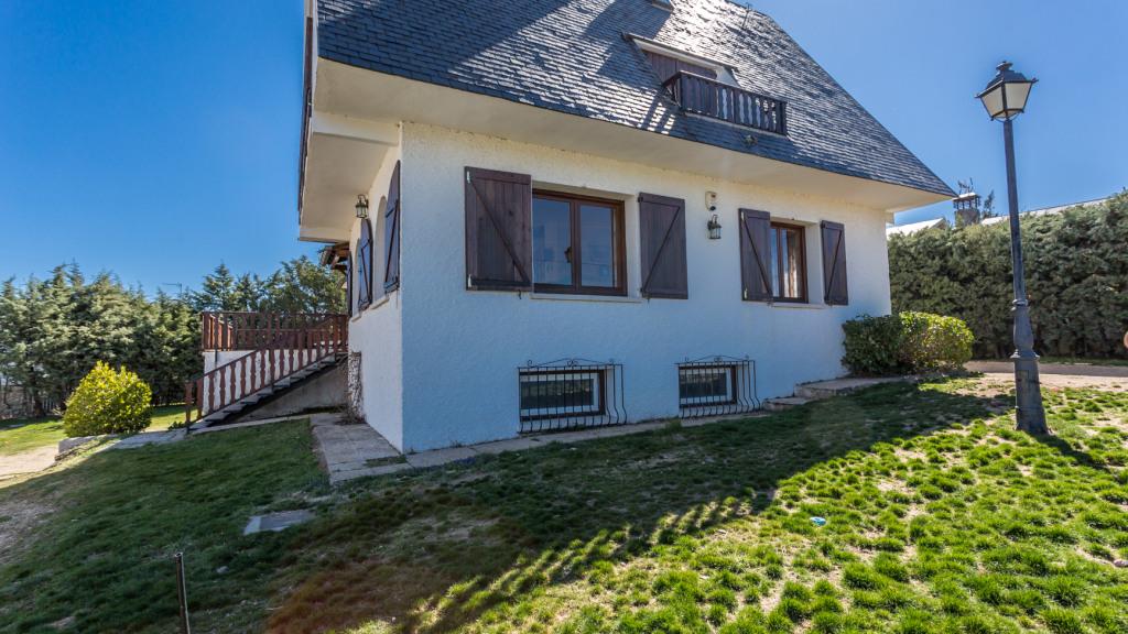 Villa house in Navacerrada for sale - Gilmar