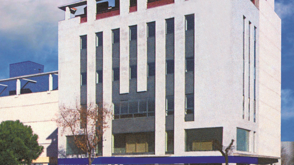 Tertiary building in Arturo Soria for sale - Gilmar