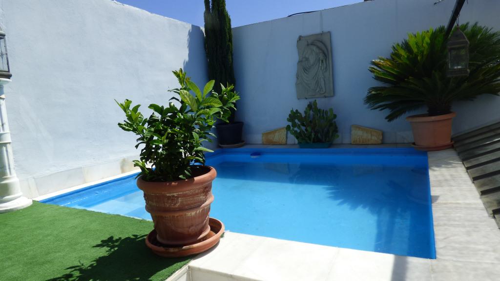 Venta de Estupenda casa señorial en el centro de Sevilla - Gilmar