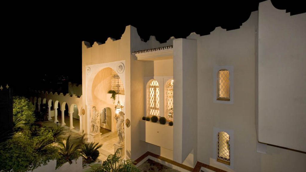 Luxurious Villa Puerto Banus for rent - Gilmar