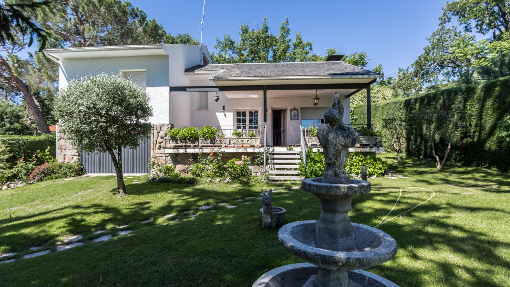 Villa house in Becerril for sale - Gilmar