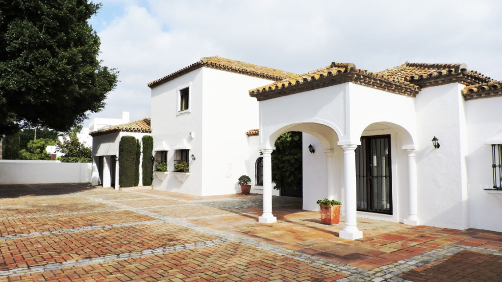 Villa house in Sotogrande for rent - Gilmar