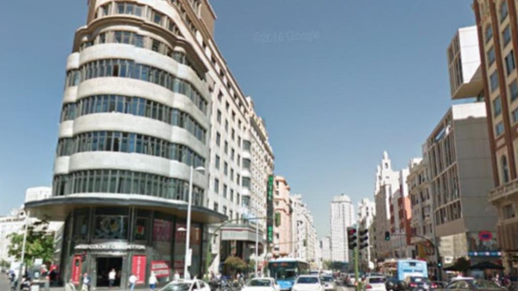 Alquiler de Exclente local en Plaza Callao - Gilmar