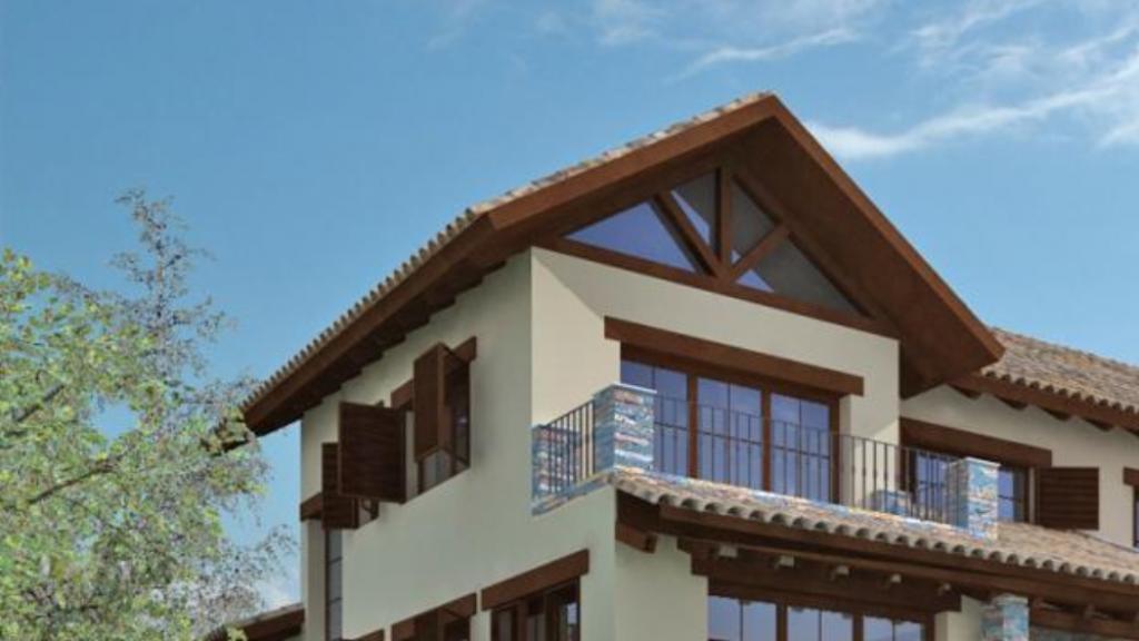 Villa house in Torrelodones for sale - Gilmar