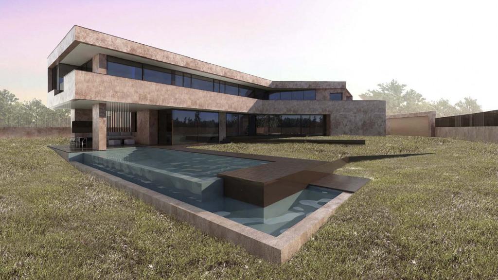 Villa house in Valdecabañas for sale - Gilmar