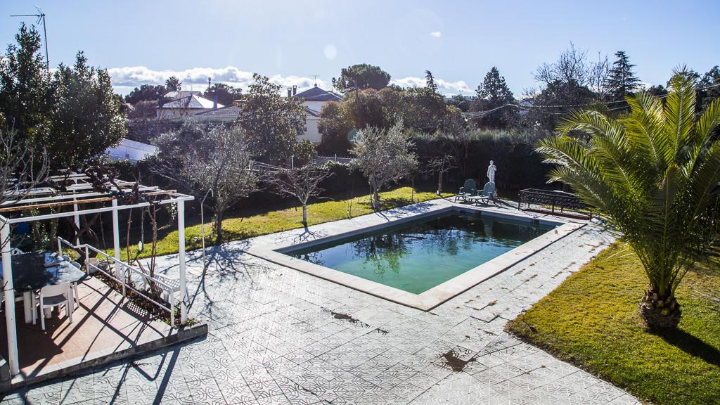 Villa house in Villanueva de La Cañada for sale - Gilmar