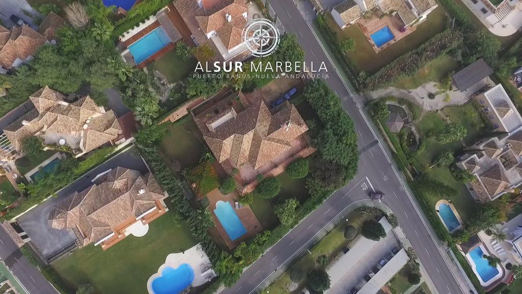 Alquiler de Chalet Independiente en Marbella Golf - Gilmar