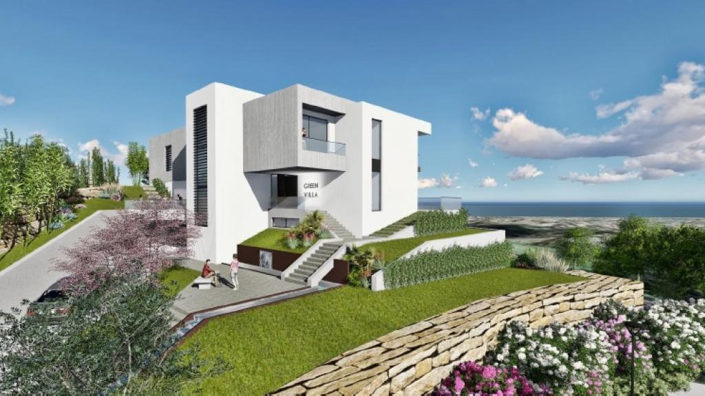 Venta de Moderna casa en Los Arqueros Golf - Gilmar