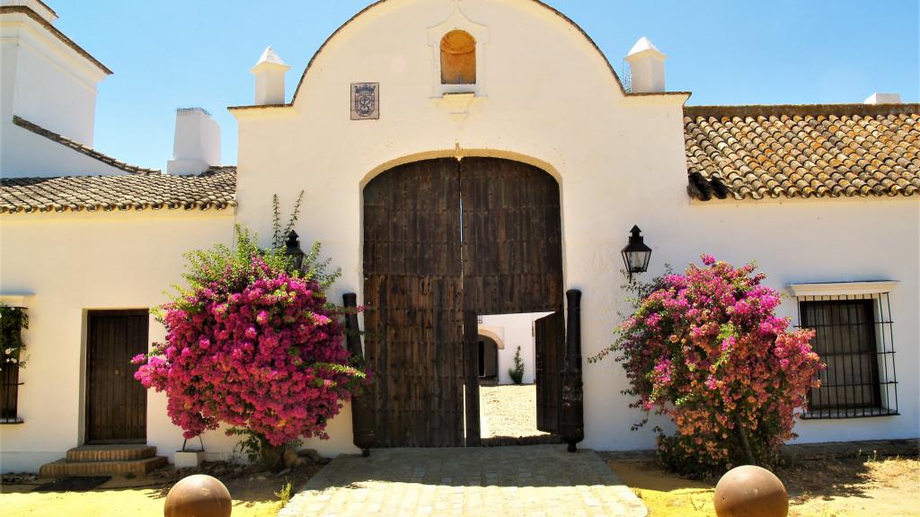 Venta de Espectacular Hacienda  En Carmona - Gilmar