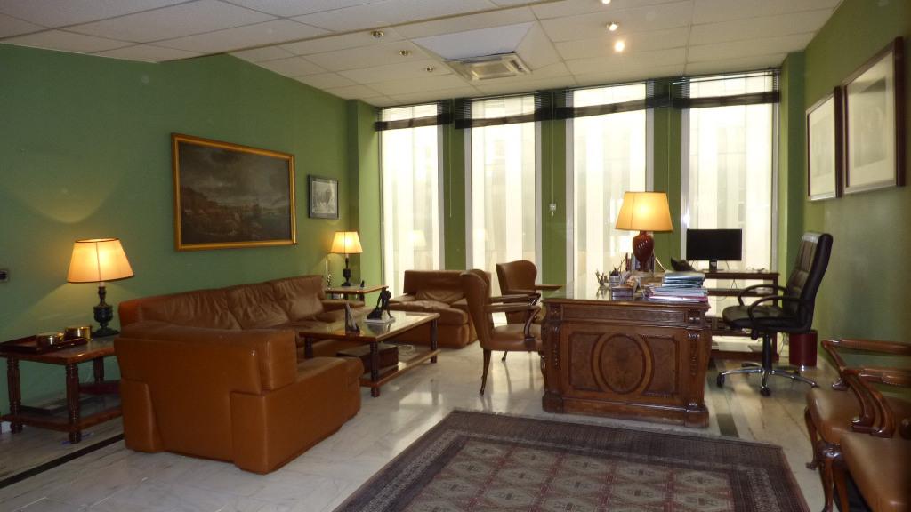 Venta de Magnifica Oficina De Lujo En Nervion - Gilmar