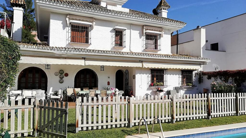 Venta de Chalet Independiente en Santa Clara - Sevilla - Gilmar