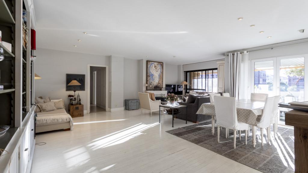 Venta de Fabuloso piso en planta en Arturo Soria - Gilmar
