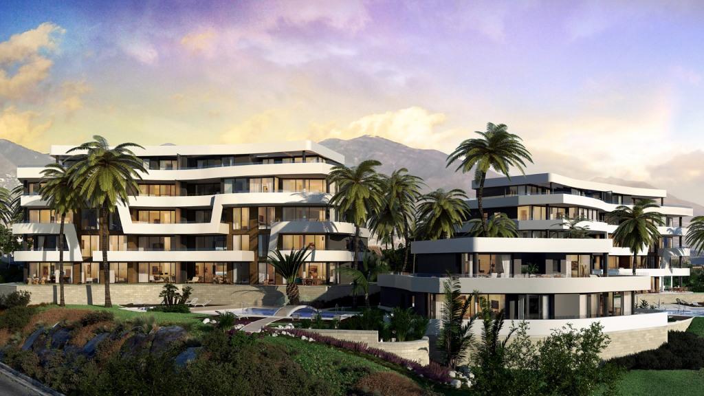 Penthouse for Sale at El Chaparral El Chaparral Fuengirola, Costa Del Sol 29640 Spain