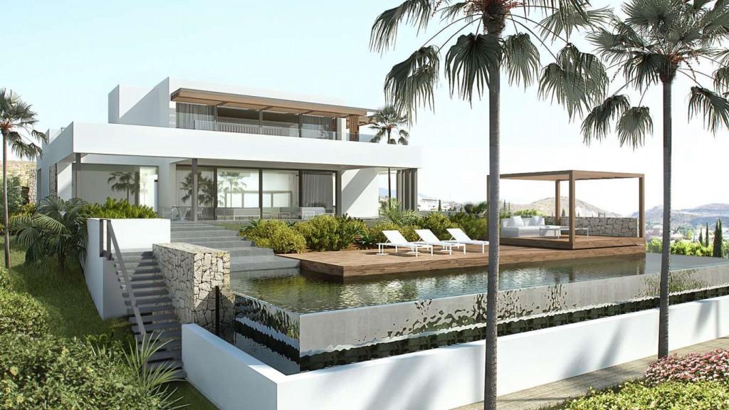 Casa Unifamiliar por un Venta en El Paraíso El Paraíso Benahavis, Malaga 29679 España