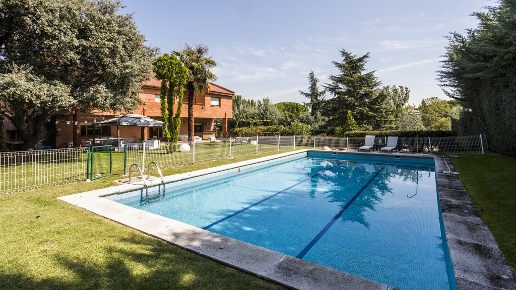Single Family Home for Sale at El Montecillo El Montecillo Humera Pozuelo de Alarcon, Madrid 28223 Spain