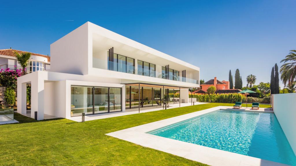 独户住宅 为 销售 在 Las Brisas Las Brisas Nueva Andalucia, 安达卢西亚 29660 西班牙
