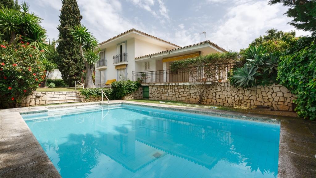Casa Unifamiliar por un Venta en Marbella Este Marbella Este Los Monteros, Malaga 29600 España