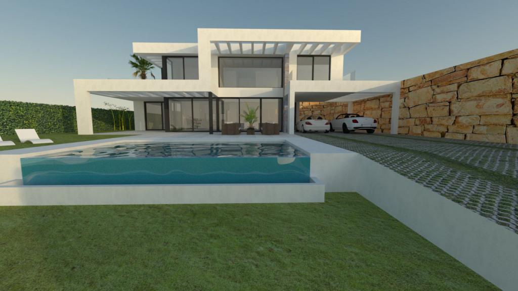 独户住宅 为 销售 在 Buena Vista Buena Vista Mijas, Malaga 29649 西班牙