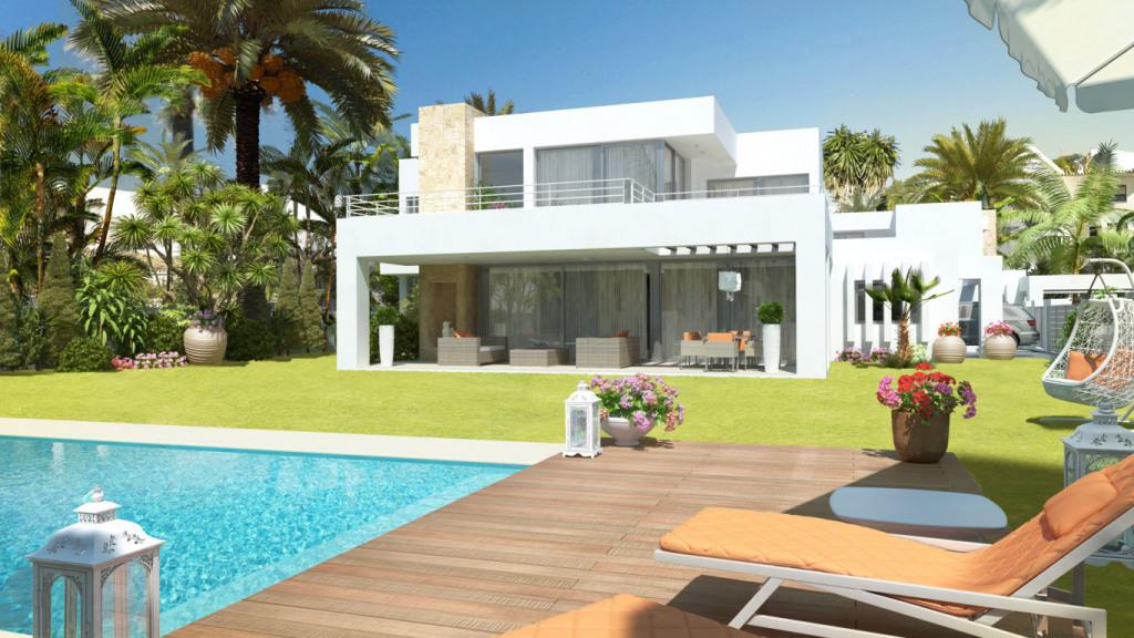 独户住宅 为 销售 在 Atalaya-Isdabe Atalaya-Isdabe Nueva Atalaya, Malaga 29688 西班牙