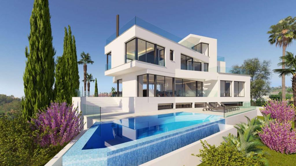 Casa Unifamiliar por un Venta en La Quinta La Quinta Benahavis, Malaga 29679 España