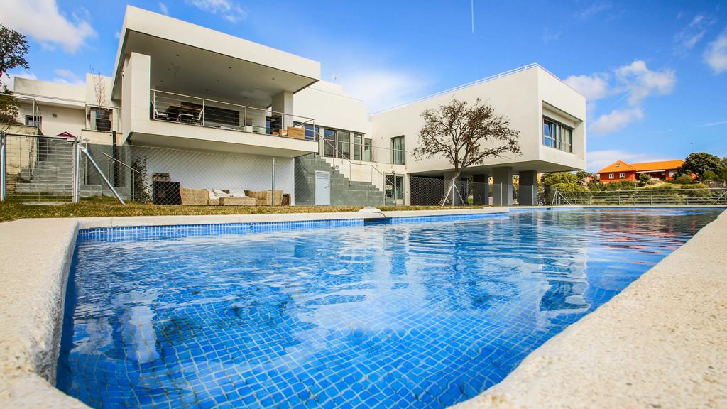 Casa Unifamiliar por un Venta en Molino DE La Hoz Molino DE La Hoz Molino la Hoz, Madrid 28290 España