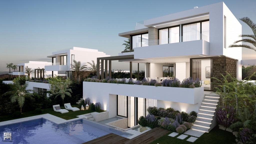 独户住宅 为 销售 在 El Paraíso El Paraíso Estepona, Malaga 29680 西班牙