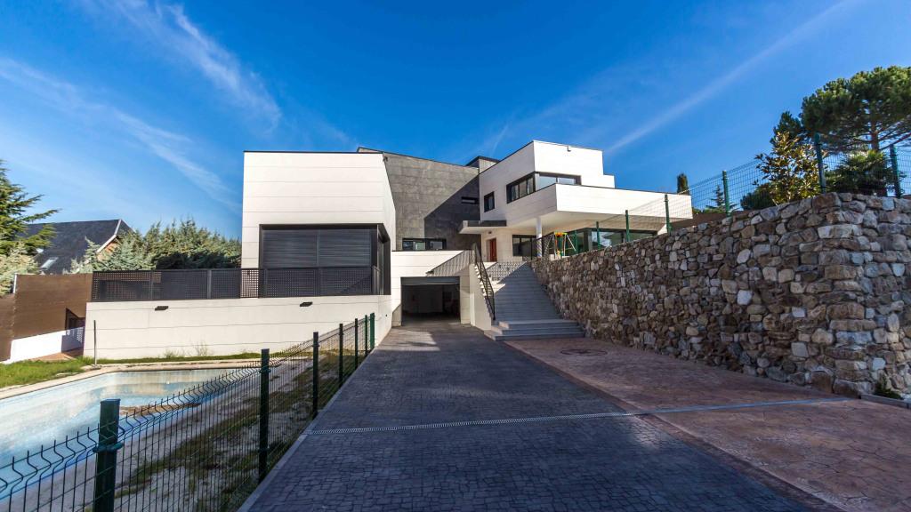 Casa Unifamiliar por un Venta en Bonanza Bonanza Noroeste Madrid, Madrid 28669 España