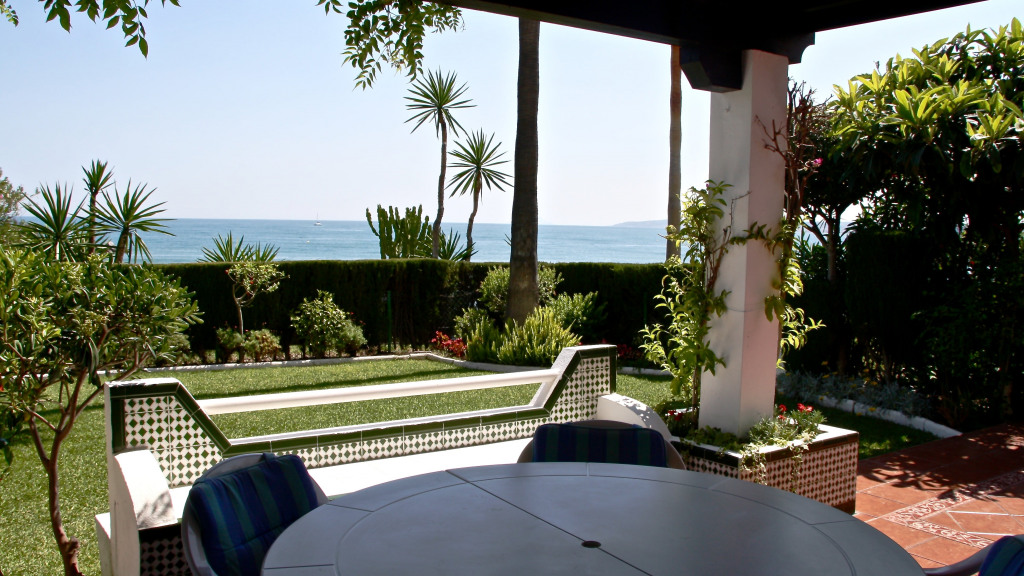 Condo - Ground Floor Unit for Sale at Estepona Puerto Estepona Puerto Villa Seghers, Malaga 29693 Spain