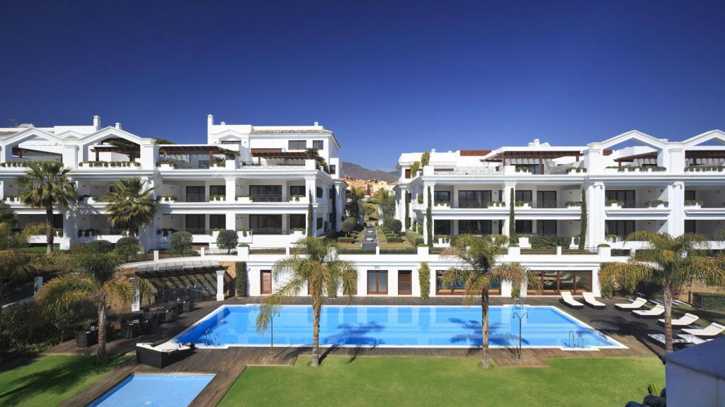 公寓 为 销售 在 Seguers Seguers Estepona, Malaga 29680 西班牙