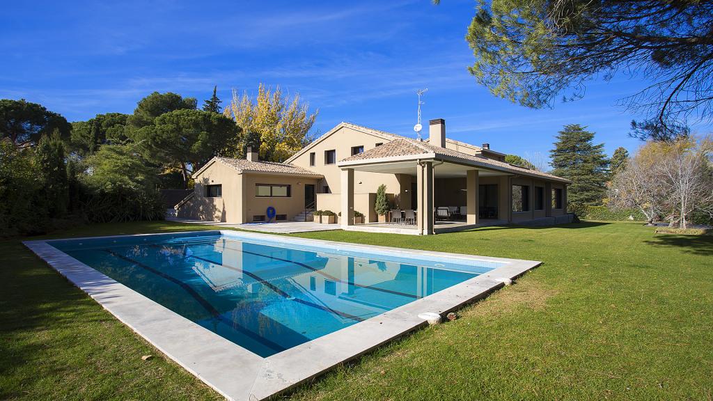 Casa Unifamiliar por un Venta en Somosaguas Somosaguas Somosaguas, Madrid 28223 España