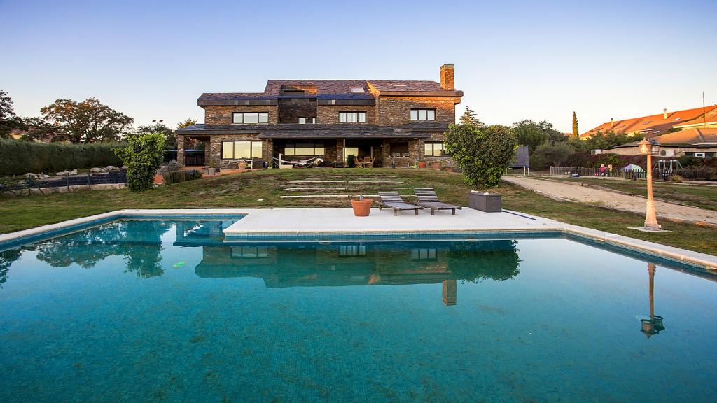 Casa Unifamiliar por un Venta en El Golf El Golf Molino la Hoz, Madrid 28290 España