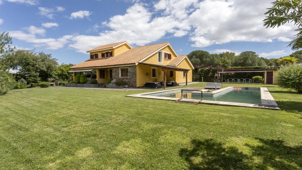 Casa Unifamiliar por un Venta en Montealina Montealina Monte Alina Prado Largo, Madrid 28223 España