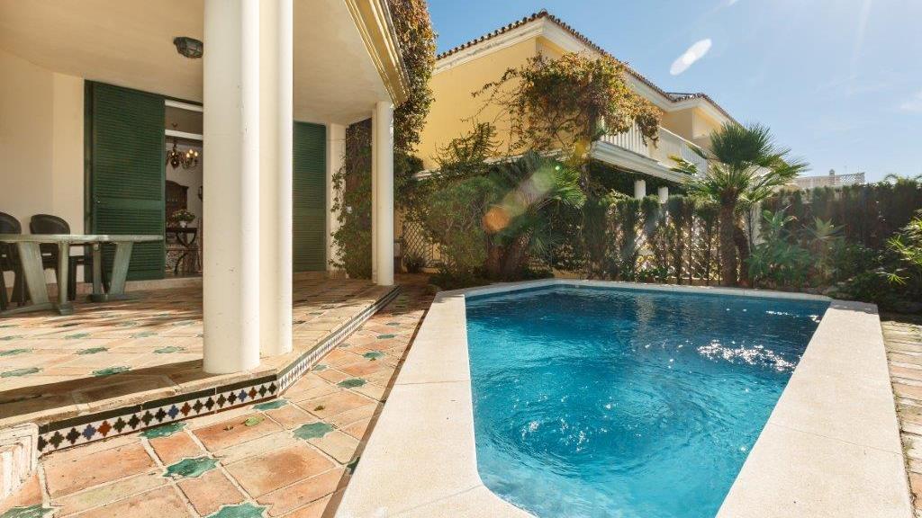 独户住宅 为 销售 在 Guadalmina Baja Guadalmina Baja Guadalmina, Malaga 29678 西班牙