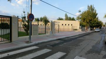 Urban plot in EL Molar - Gilmar