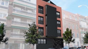 Apartment in Ventas - Gilmar
