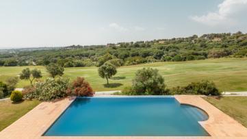 Front line golf villa in Sotogrande - Gilmar