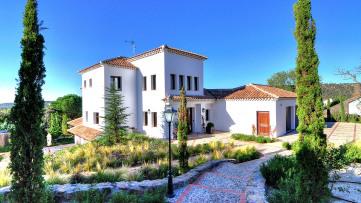 Villa house in Molino de la Hoz - Gilmar