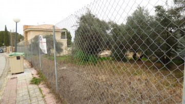 Residential plot in Tomares - Gilmar