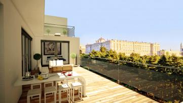 Attic-Duplex in Palacio - Gilmar