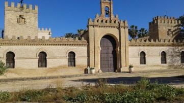 Casa-Palacio restaurada en Aljarafe - Gilmar