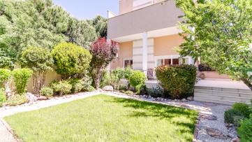 Villa house in Canillas - Gilmar