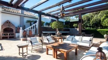 Impresionante Villa en las Chapas - Gilmar
