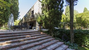 Chalet estilo Toscano en Madrid - Gilmar