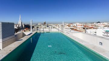 Salamanca, ático con piscina privativa, 2 garajes - Gilmar