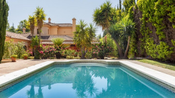 Villa house in Sotogrande - Gilmar