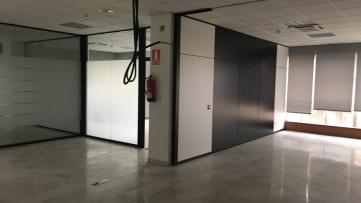 Oficina En Edificio Representativo De Nervion - Gilmar