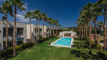 Esplendida villa en Sotogrande playa - Gilmar