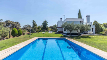 Villa house in El Bosque - Gilmar